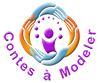 Contes à Modeler Mobile Logo