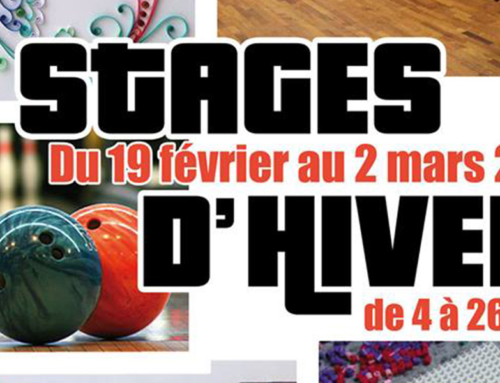 Stages d 'hiver